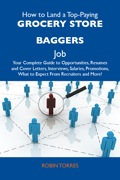 For the first time, a book exists that compiles all the information candidates need to apply for their first Grocery store baggers job, or to apply for a better job