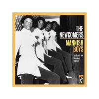 Newcomers (The) - Manish Boys (Music CD)