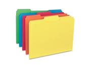 Business Source 43561 Interior File Folder  8.50