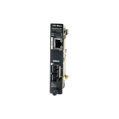 Imc Networks 856-11951 Imcv-giga-medialinx - Fiber Media Converter - 1 Gbps