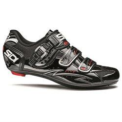 Sidi Five Carbon Road Shoes, Black Vernice