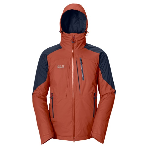 Jack Wolfskin Snow Mountain Texapore Jacket - Waterproof, Insulated (For Men)