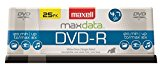 Maxell 638010 Dvd-R 4.7 Gb Spindle