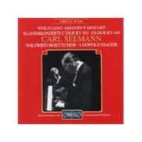 Wolfgang Amadeus Mozart - Piano Concertos KV503, 449 (Seemann, Boettcher)