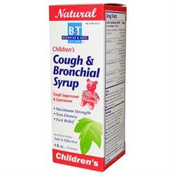 Boericke & Tafel Nighttime Cough & Bronchial Syrup