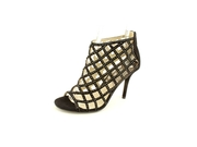 Michael Kors Yvonne Bootie Womens Size 8 Black Dress Sandals Shoes New/display