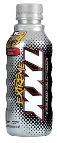 ABB Performance Extreme XXL, Strawberry Banana, 22-Ounce Bottles (Pack of 20)