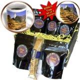 cgb_91059_1 Danita Delimont - Lighthouses - Michigan, Lake Huron. Pointe Aux Barques Lighthouse - US23 AJE0007 - Adam Jones - Coffee Gift Baskets - Coffee Gift Basket