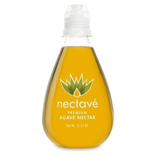 Premium Organic Blue Agave Nectar Sweetener Tear Drop-466ml-15.75 Ounces
