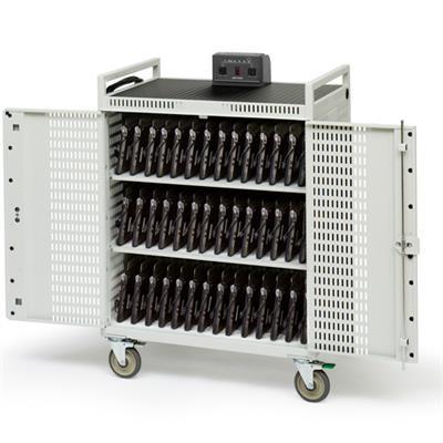 Basics Micro Computer Netbook Storage Cart Netbook42-ct - Cart