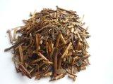 Tokyo Matcha Selection Tea - [ZERO residual agricultural chemicals] Wholesale- YOCO TEA : Mori-machi Organic Houjicha 500 g (1.1 lbs) Decaffeinated Japanese roasted green tea from Shizuoka [Standard ship by Int'l e-packet: with Tracking & Insurance]
