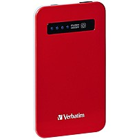 With Verbatim's 4200mAh Ultra Slim Power Packs, you can talk longer, listen to more music, play more games, and watch more videos without worrying about running out of battery life  Lightweight and slim, the Verbatim 4200mAh Power Pack fits easily into a pocket or bag