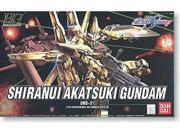 Gundam Seed Destiny HG 38 Shiranui Akatsuki Gold Gundam 1/144 Scale Model