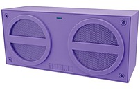 Ihome Ibt24uc Bluetooth Stereo Speaker For Apple Ipod Touch, Iphone And Ipad - Purple