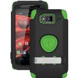 Trident Case AMS-MOT-RAZRMXHD-TG KRAKEN AMS Series for Motorola Droid RAZR MAXX HD - 1 Pack - Retail Packaging - Green