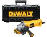 DEWALT D28402K 4-1/2-Inch Small-Angle Grinder Kit