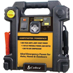 Cobra Cjic550 Portable Jumpstarter / Air Compressor