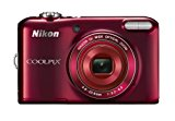 Nikon COOLPIX L28 20.1 MP Digital Camera with 5x Zoom Lens and 3
