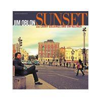 Jim Oblon - Sunset (Music CD)