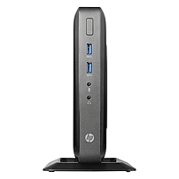 Hp T520 Thin Client - Amd G-series Gx-212jc Dual-core (2 Core) 1.20 Ghz - 4 Gb Ram Ddr3l Sdram - 8 Gb Ssd - Amd Radeon Hd Graphics - Gigabit Ethernet - Hp Thinpro - Displayport - Vga - Network (rj-45) - 6 Total Usb Port(s) - 4 Usb 2.0 Port(s) - 2 Usb 3.0 G9f04at