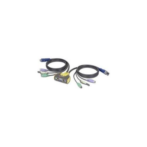 IOGEAR MiniView Micro Audio KVM Switch