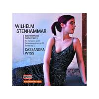 Wilhelm Stenhammar: Piano Pieces (Music CD)