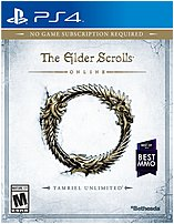 Bethesda 093155160255 16025 The Elder Scrolls Online: Tamriel Unlimited - Playstation 4