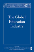 This latest volume in the World Yearbook of Education series examines the global education industry both in OECD* countries as well as developing countries, and presents the works of scholars based in different parts of the word who have significantly contributed to this area of research