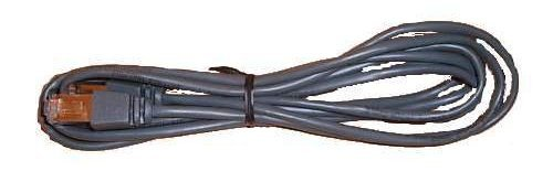 Microsoft X811892-001 7.5 Feet Official Ethernet Network Cable For Xbox 360 - Dark Gray
