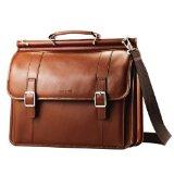 Samsonite Luggage Dowel Flapover Business Case, Tan, One Size