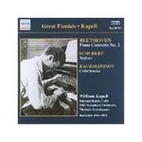 Beethoven: Piano Concerto No 2; Schubert: Piano Pieces