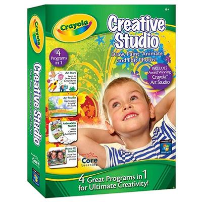 Core Learning Crcs-1500-esd Crayola Creative Studio -