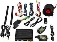 Premiertek Ca909a 2 Way Car Alarm System With Remote Keyless Entry