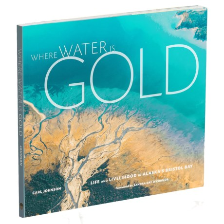 Where Water Is Gold Book - Softcover