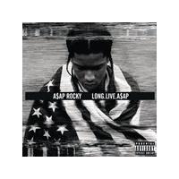 A$AP Rocky - LongliveA$AP (Music CD)