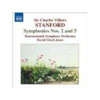 Charles Villiers Stanford - Symphonies Nos. 2 And 5 (Lloyd-Jones, Bournemouth SO) (Music CD)
