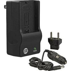 CTA Digital Mini Rapid Charger for Casio NP-20 Battery