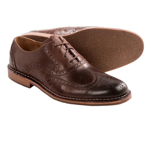 Sebago Brattle II Oxford Shoes - Leather (For Men)
