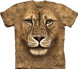 Animal T-Shirt - (Lion Warrior) - Kids Large