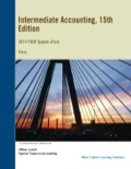 Intermediate Accounting 15th Edition 2014 Fasb Update Etext For University Of Massachusetts Lowell