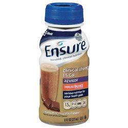 Ensure Clinical Strength Revigor Creamy Milk Chocolate Shake, 8-ounce (pack Of 24)