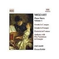 Mozart - Piano Duets