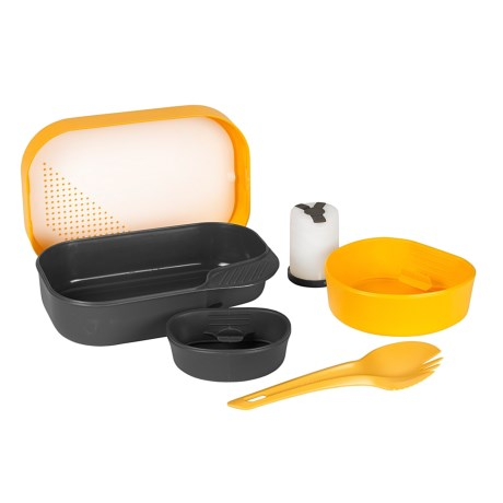 Camp-a-box Complete Camping Kit - 7-piece