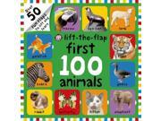 First 100 Animals First 100 Ltf Brdbk