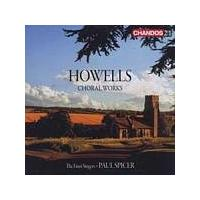 Herbert Howells - Choral Works (The Finzi Singers, Bicket, Lumsden, Spicer) (Music CD)