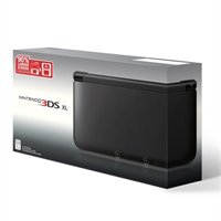 Nintendo 3ds Xl Black  By 3ds
