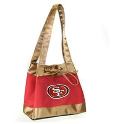 San Francisco 49ers Embroidered Insulated Lunch Tote