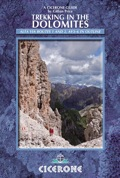 This handy guidebook contains detailed route descriptions for walking the popular Alta Via routes 1 and 2 across the Dolomites