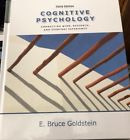 Cognitive Psychology E. Bruch Goldstein (Incl. CogLab Manual)