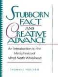 '...an attractive alternative to Victor Lowe's Understanding Whitehead, Ivor Leclerc's Whitehead's Metaphysics, and Donald Sherburne's A Key to Whitehead's Process and Reality....Recommended for advanced undergraduates and beyond.'-CHOICE